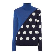 Phoebe Polka Sweater