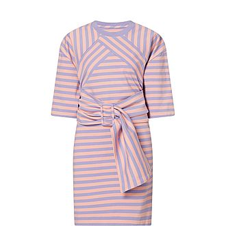 The Striped T-Shirt Dress