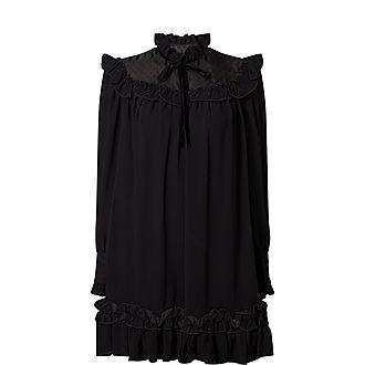 Victorian Smock Dress