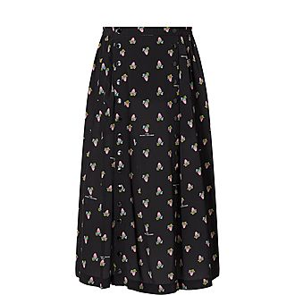 Flower Pot Skirt
