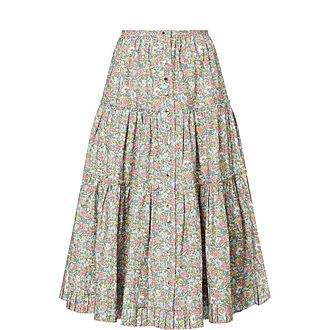 The Prairie Midi Skirt