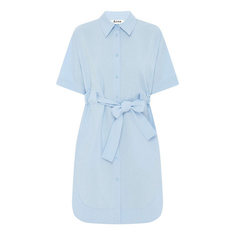 Della Shirt Dress, ${color}