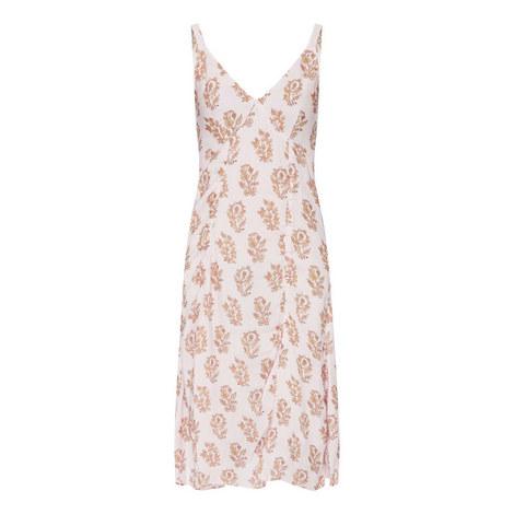 Darcie Sleeveless Floral Dress, ${color}
