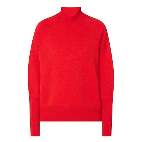 Kelenor Compact Merino Sweater  , ${color}