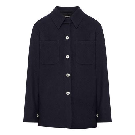 Odenna Short Coat, ${color}