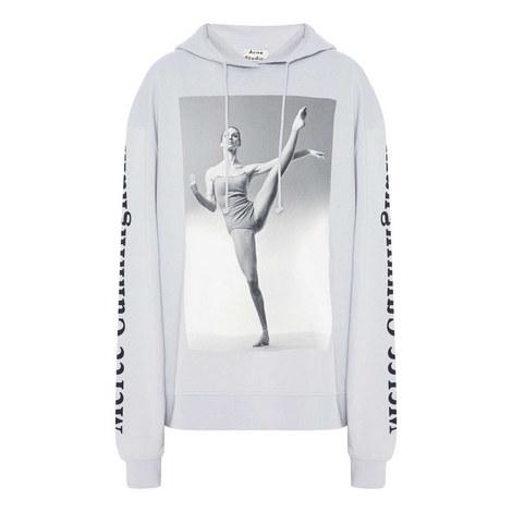 Dance Print Fenny Hoodie, ${color}