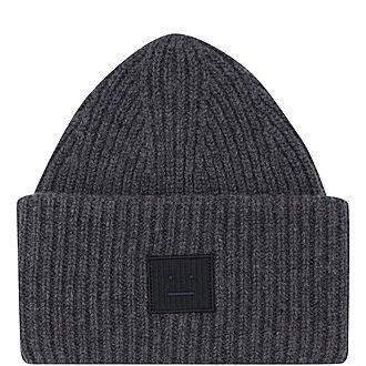Pansy Beanie Hat
