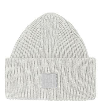 Pansy Logo Beanie Hat
