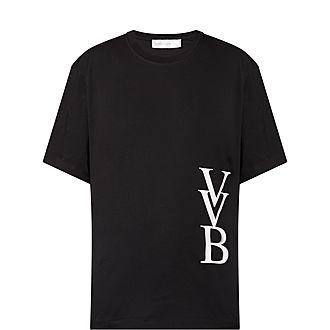Raised Logo T-Shirt
