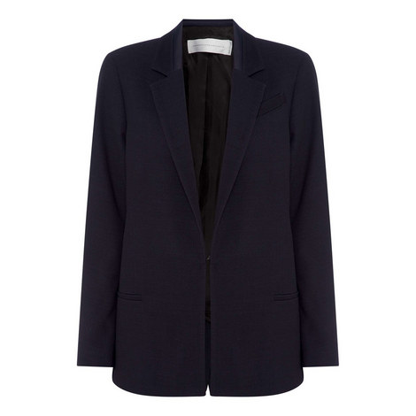 Relaxed Suit Jacket, ${color}