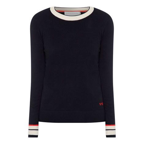 Trim Sweater, ${color}