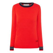 Trim Sweater