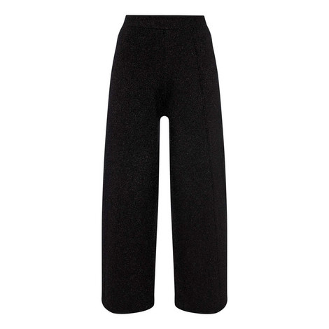 Lurex Pull-On Trousers, ${color}