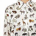 Safari Print Shirt, ${color}