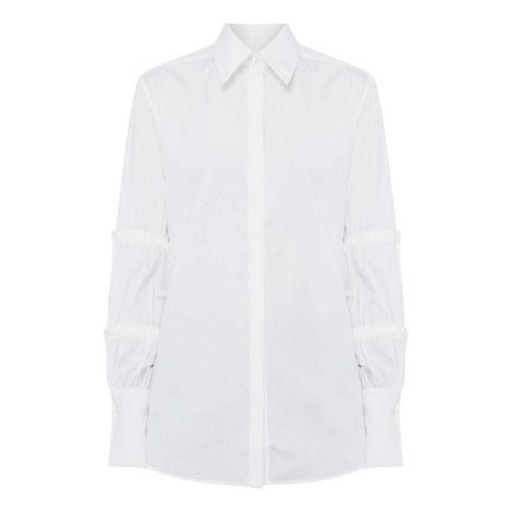 Tie Detail Shirt, ${color}