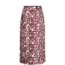 Double Pleat Skirt