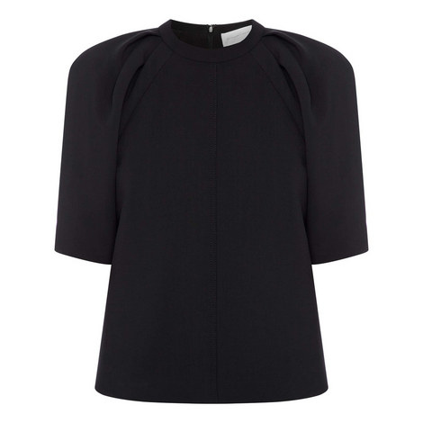 Puffy Sleeve Top, ${color}