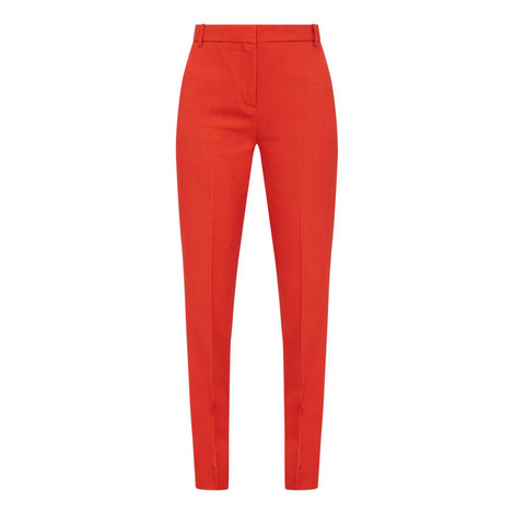 Slim Wool Trousers, ${color}