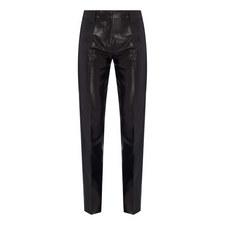 Slim Lurex Trousers