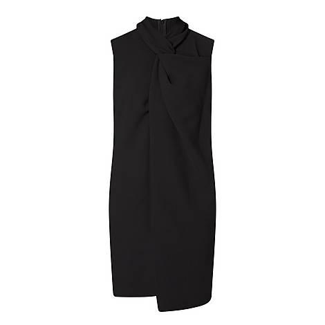 Twist Front Dress, ${color}