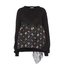 June Floral Sweater