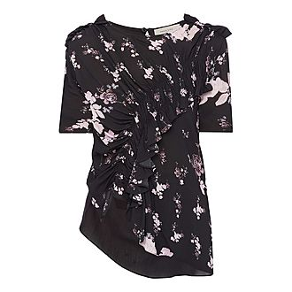 Yume Floral Top