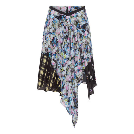 Agatha Floral Skirt, ${color}