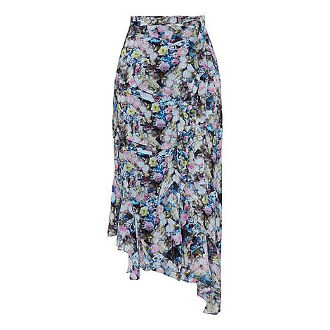Daria Floral Skirt, ${color}