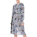 Kara Floral Mix Dress, ${color}