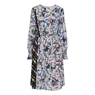 Kara Floral Mix Dress