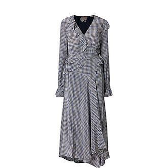 Maieka Crêpe Dress