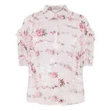 Carol Ruched Blouse