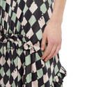 Sadie Checked Skirt, ${color}