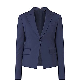 Brince Single-Breasted Jacket