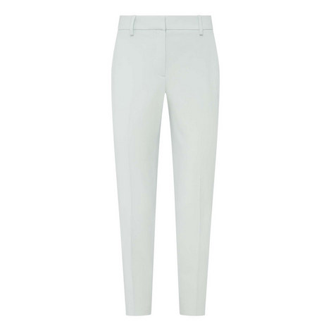 Good Wool Cropped Trousers, ${color}
