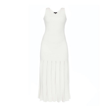 Pleated Tank Dress, ${color}