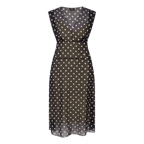 Polka Dot Dress, ${color}
