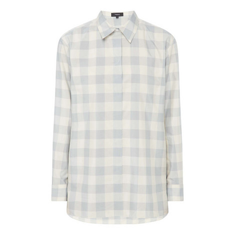 Check Casual Shirt, ${color}