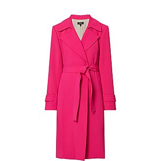 Wrap Trench Coat