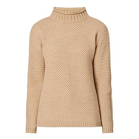Basketweave Sweater, ${color}
