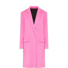 Double Face Blazer Coat
