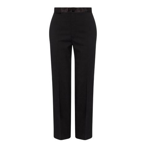 Tuxedo Mohair Trousers, ${color}
