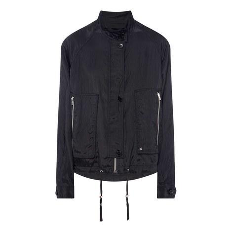 Parachute Short Jacket, ${color}