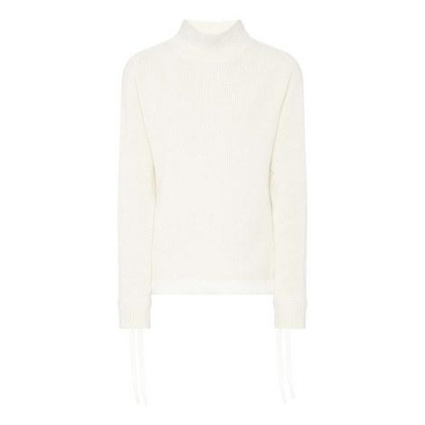 Mock Military Turtleneck Sweater, ${color}