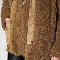 Teddy Faux Fur Coat, ${color}