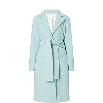 Teddy Plush Coat