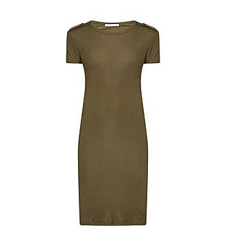 Silk Rib Dress