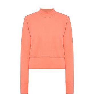 Milan Cropped Sweatshirt