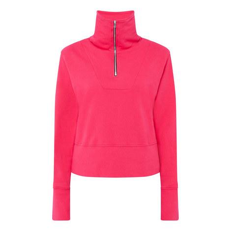 Milan Polo Sweatshirt, ${color}