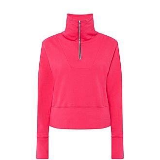 Milan Polo Sweatshirt
